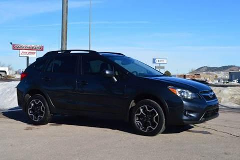 2013 Subaru XV Crosstrek for sale at 1st Automotive in Rapid City SD