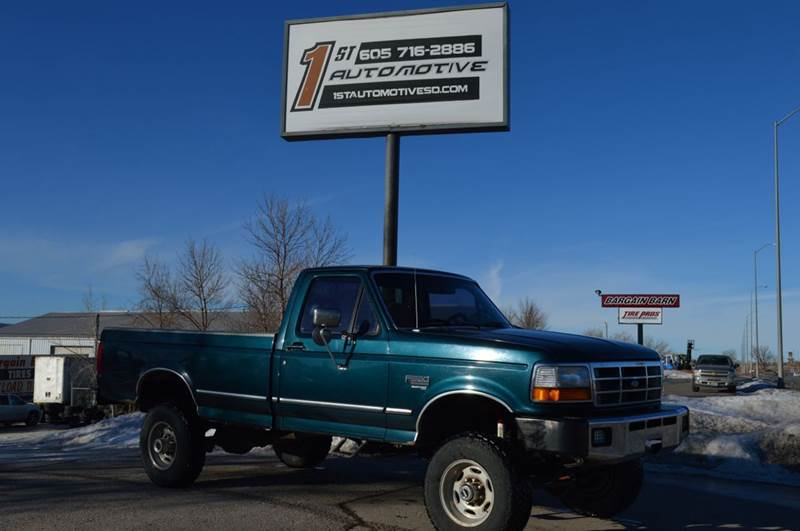 1997 Ford F-350 for sale at 1st Automotive in Rapid City SD