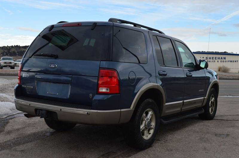 2002 Ford Explorer for sale at 1st Automotive in Rapid City SD
