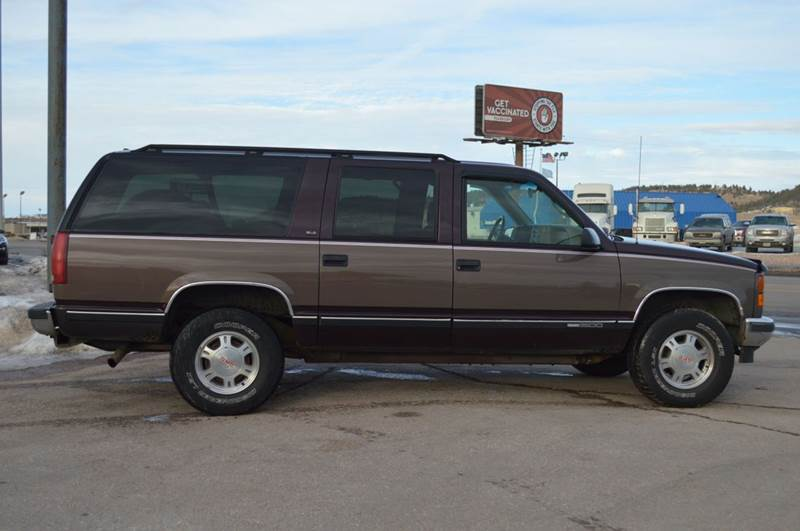 1997 GMC Suburban for sale at 1st Automotive in Rapid City SD
