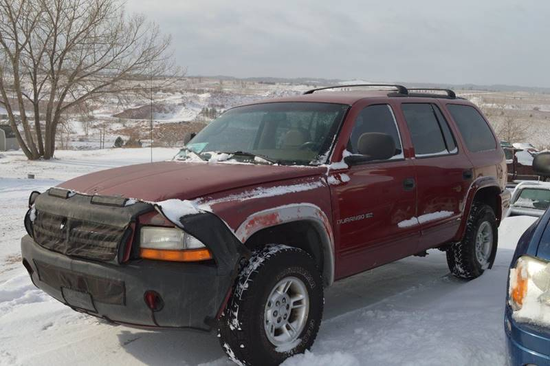 1999 Dodge Durango for sale at 1st Automotive in Rapid City SD