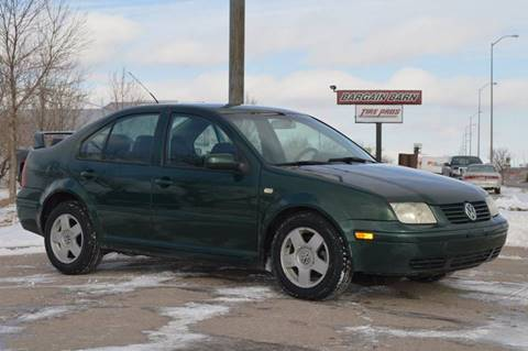 1999 Volkswagen Jetta for sale at 1st Automotive in Rapid City SD