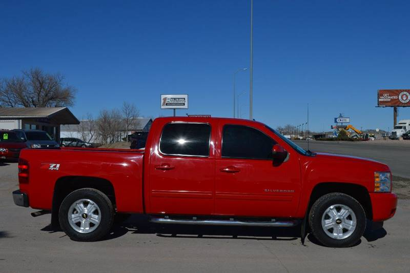 2012 Chevrolet Silverado 1500 for sale at 1st Automotive in Rapid City SD
