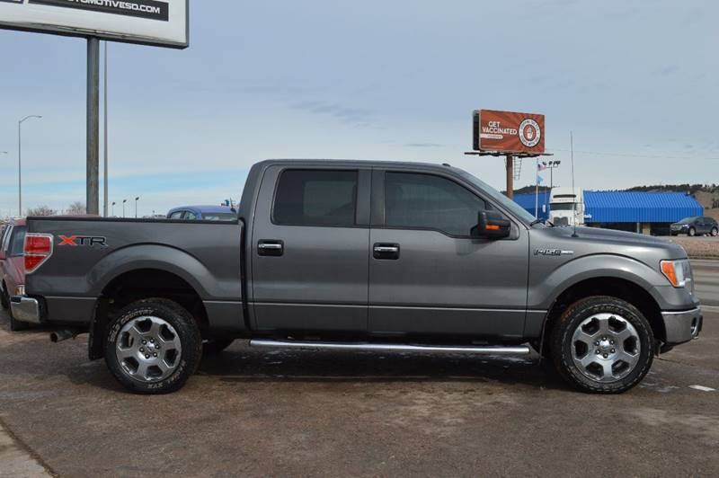 2012 Ford F-150 for sale at 1st Automotive in Rapid City SD