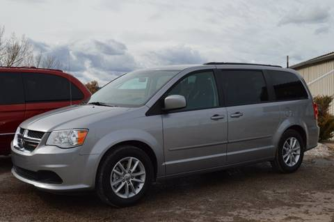 2016 Dodge Grand Caravan for sale at 1st Automotive in Rapid City SD