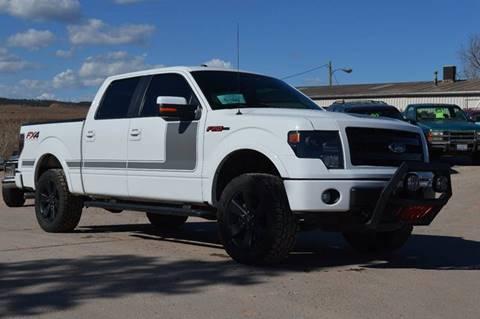 2013 Ford F-150 for sale at 1st Automotive in Rapid City SD