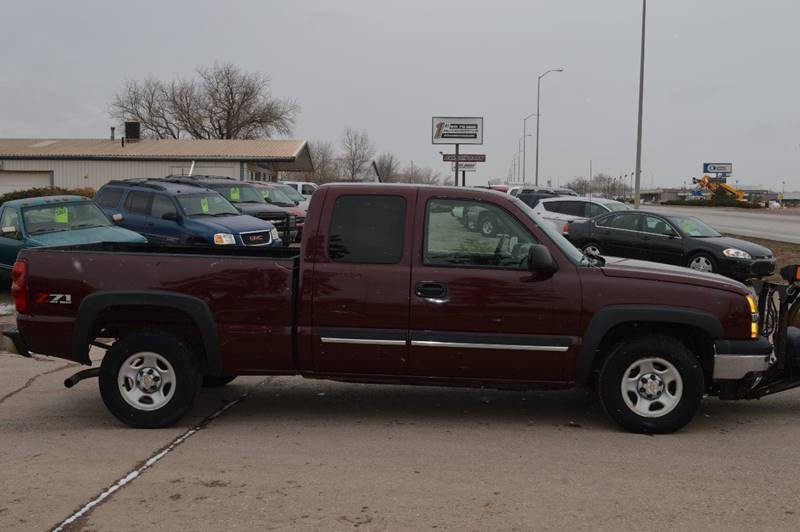 2003 Chevrolet Silverado 1500 for sale at 1st Automotive in Rapid City SD