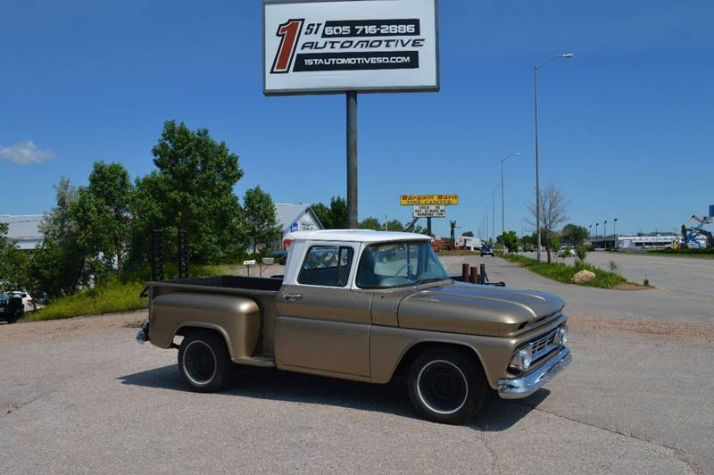 1962 Chevrolet C/K 10 Series for sale at 1st Automotive in Rapid City SD