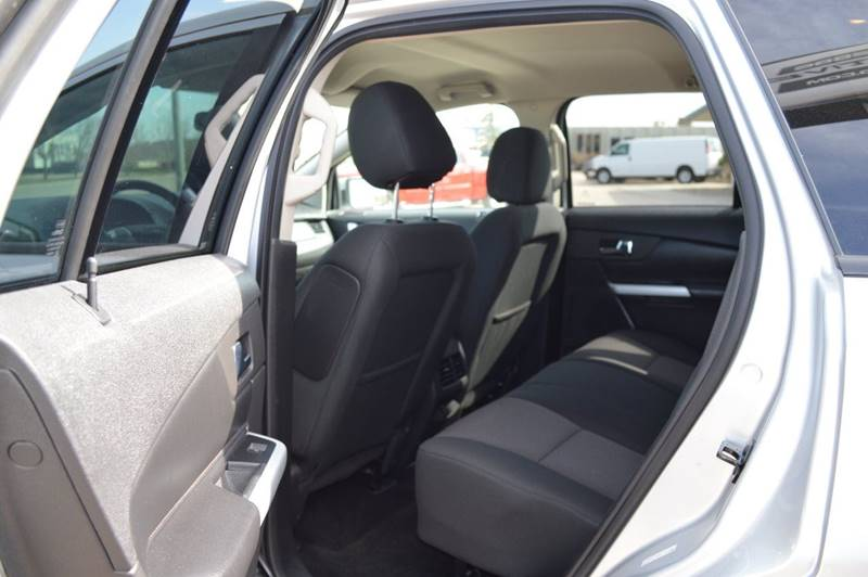 2013 Ford Edge for sale at 1st Automotive in Rapid City SD