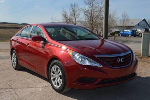 2013 Hyundai Sonata for sale at 1st Automotive in Rapid City SD