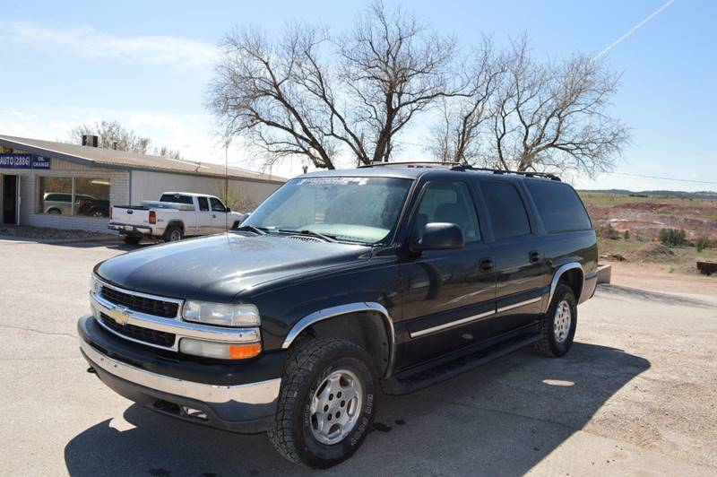 2005 Chevrolet Suburban for sale at 1st Automotive in Rapid City SD