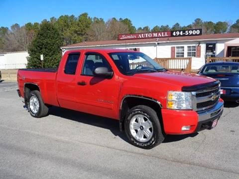 Sumter Auto Mall >> 2011 Chevrolet Silverado 1500 For Sale In Sumter Sc