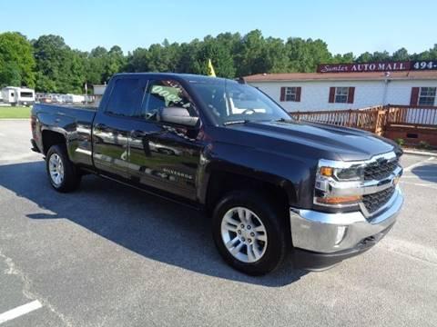 2016 Chevrolet Silverado 1500 for sale in Sumter, SC