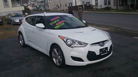 2013 Hyundai Veloster for sale in Middletown, NY