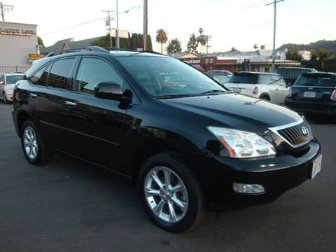 2009 Lexus RX 350 for sale at Auto Boomer Inc. in Sherman Oaks CA