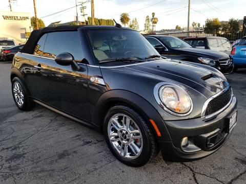 Used Mini Cooper Convertible >> 2012 Mini Cooper Convertible For Sale In Sherman Oaks Ca