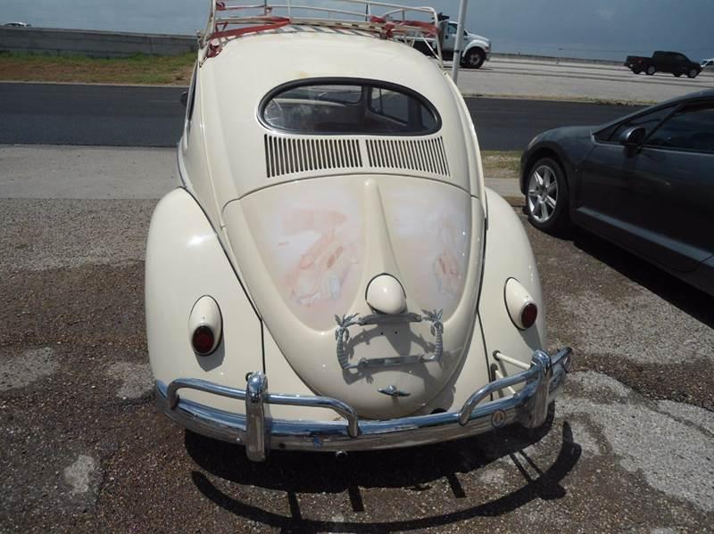 1957 volkswagen beetle in corpus christi tx - cars 4 cash