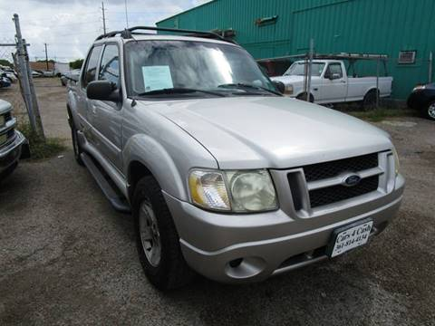 2005 Ford Explorer Sport Trac for sale at Cars 4 Cash in Corpus Christi TX