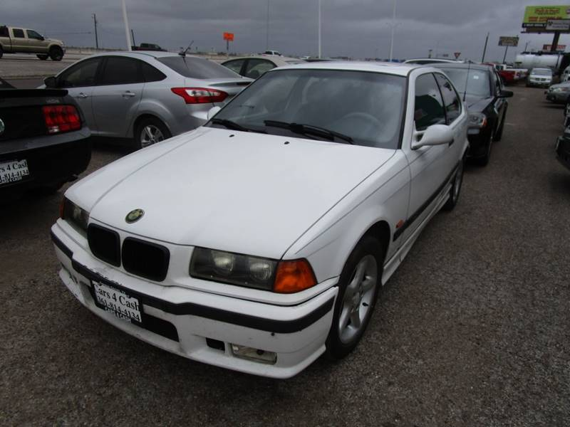 1998 bmw 3 series 318ti 2dr hatchback in corpus christi tx. Black Bedroom Furniture Sets. Home Design Ideas