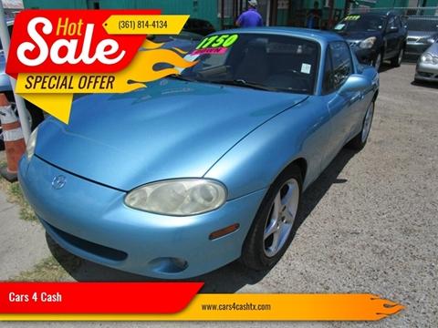 Spec Miata For Sale >> 2002 Mazda Mx 5 Miata For Sale In Corpus Christi Tx