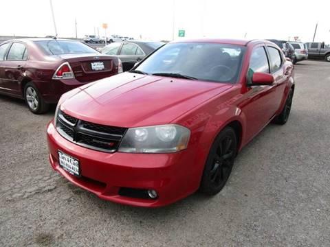 2014 Dodge Avenger for sale in Corpus Christi, TX