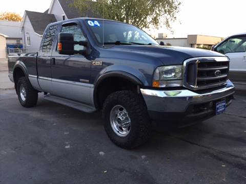 2004 Ford F-250 Super Duty for sale in Council Bluffs, IA
