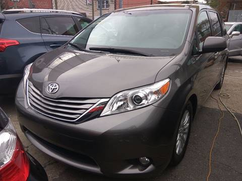 2016 Toyota Sienna for sale in Brooklyn, NY