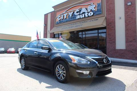 2015 Nissan Altima for sale in Nashville, TN