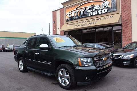 2013 Chevrolet Black Diamond Avalanche for sale in Nashville, TN