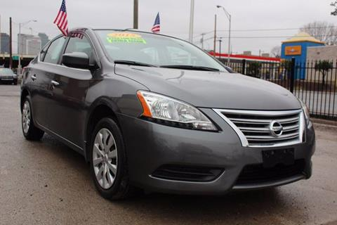 2015 Nissan Sentra for sale at CITY CAR AUTO INC in Nashville TN