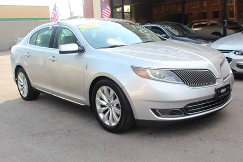 2013 Lincoln MKS for sale at CITY CAR AUTO INC in Nashville TN