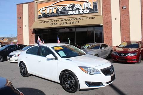 2017 Buick Regal for sale in Nashville, TN