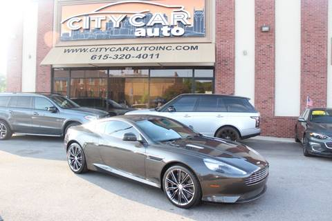 2012 Aston Martin Virage for sale in Nashville, TN