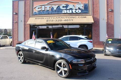 Dodge Dealership Nashville Tn >> 2017 Dodge Charger For Sale In Nashville Tn