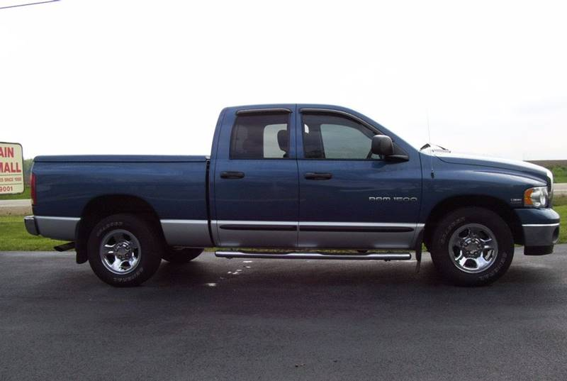 2005 Dodge Ram Pickup 1500 for sale at McClain Auto Mall in Rochelle IL