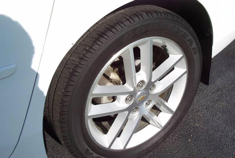 2012 Chevrolet Impala for sale at McClain Auto Mall in Rochelle IL