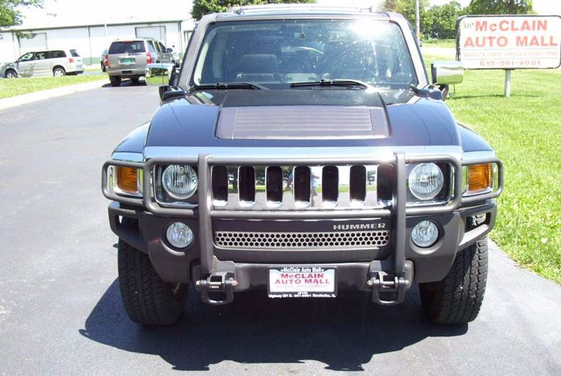 2006 HUMMER H3 for sale at McClain Auto Mall in Rochelle IL