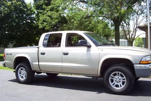 2003 Dodge Dakota for sale at McClain Auto Mall in Rochelle IL