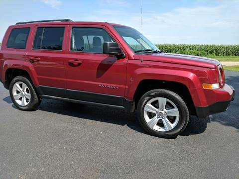 2011 Jeep Patriot for sale at McClain Auto Mall in Rochelle IL