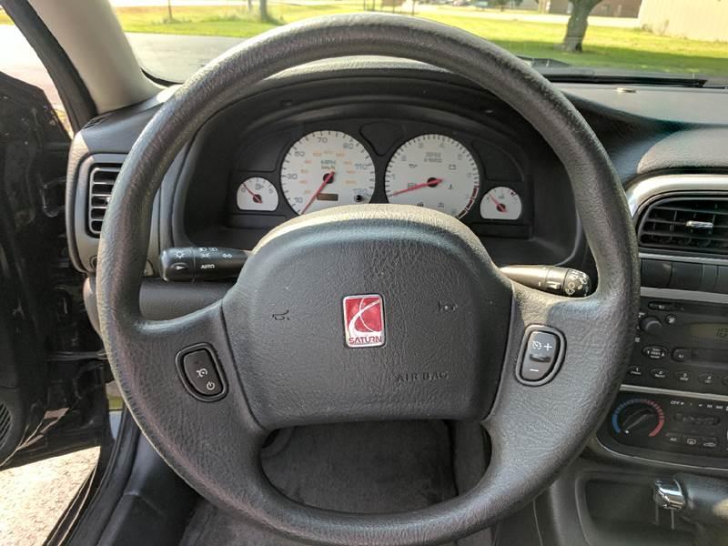 2005 Saturn L300 for sale at McClain Auto Mall in Rochelle IL