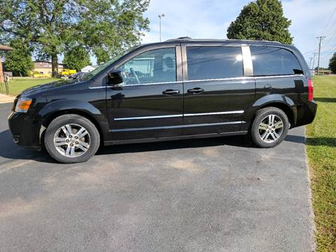 2009 Dodge Grand Caravan for sale at McClain Auto Mall in Rochelle IL