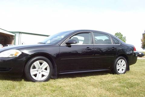 2011 Chevrolet Impala for sale in Rochelle, IL