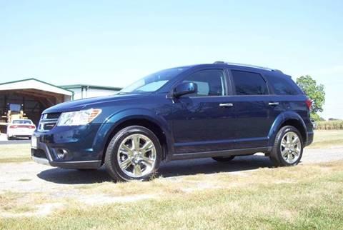 2013 Dodge Journey for sale at McClain Auto Mall in Rochelle IL