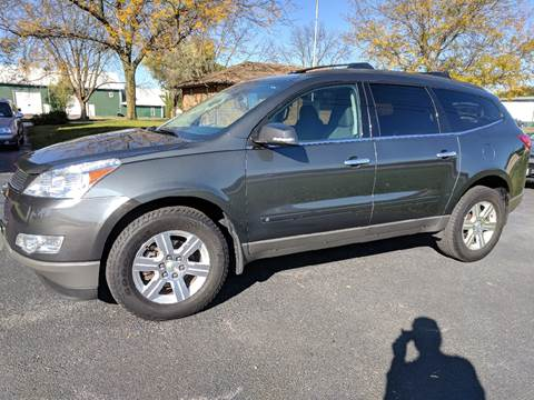 2010 Chevrolet Traverse for sale in Rochelle, IL