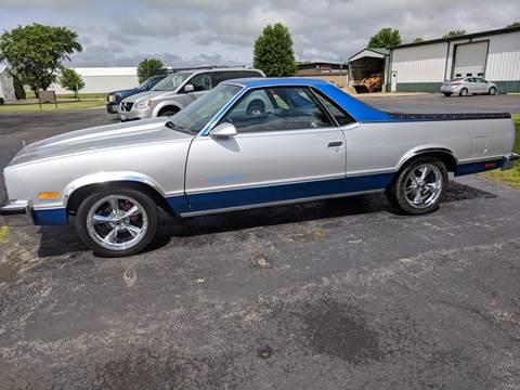 1987 GMC Caballero for sale in Rochelle, IL