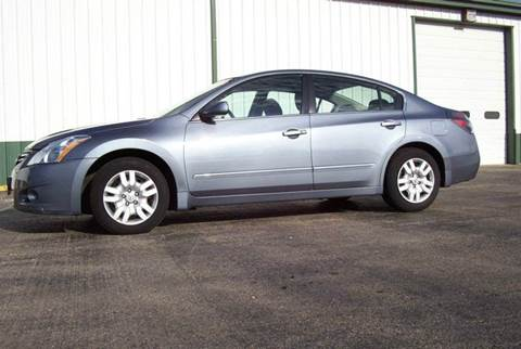 2010 Nissan Altima for sale at McClain Auto Mall in Rochelle IL