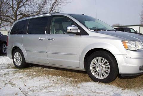 2008 Chrysler Town and Country for sale at McClain Auto Mall in Rochelle IL