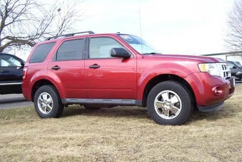 2012 Ford Escape for sale at McClain Auto Mall in Rochelle IL