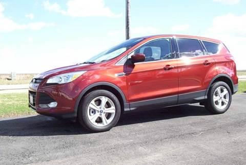 2015 Ford Escape for sale at McClain Auto Mall in Rochelle IL