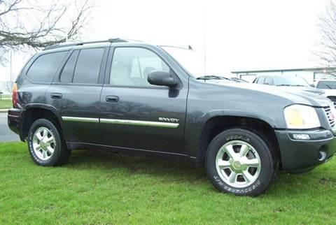 2006 GMC Envoy for sale at McClain Auto Mall in Rochelle IL